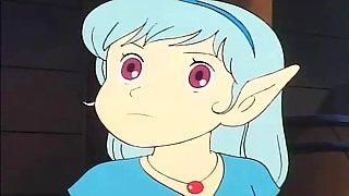 Hentai young anime girl tied
