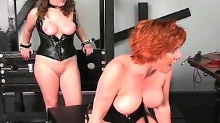 Sexy hotties serious xxx bondage scenes on cam