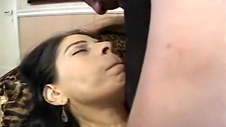Horny Older Woman Enjoying Hard Cock