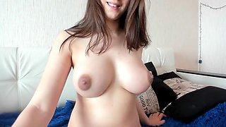 Beautiful russian girl naked show part 2