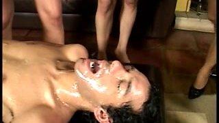 Goddessess Spit Humiliation