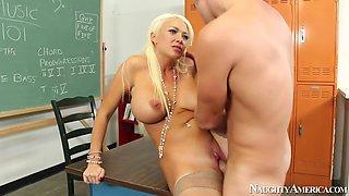 Summer Brielle & Van Wylde in My First Sex Teacher
