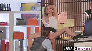 babes - office obsession - tyler nixon and angel smalls - fi