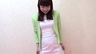 Japanese slut loves urinating