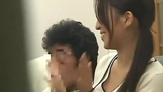 Japanese are the best - DANDY 132 - MASSAGE AT HOME..