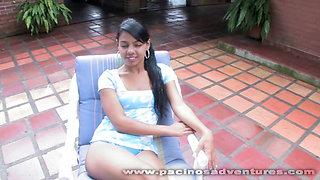Carolina Alvarez - Sweet Horny Latina