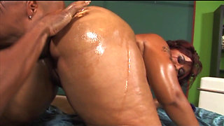 bootylicious oiled