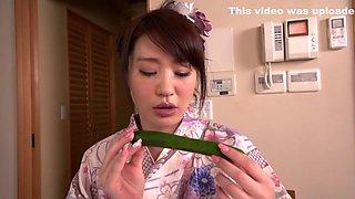 Amazing Japanese girl Ryouka Shinoda in Hottest JAV uncensored Dildos/Toys clip