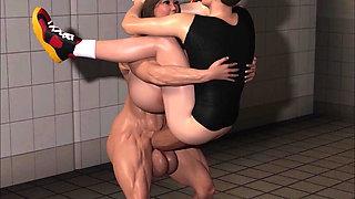 Gym Futa (futa on male)
