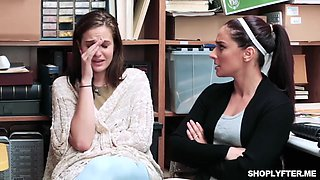 college thieves jojo and rylee caught and punished