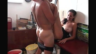 Gorgeous Submissive German Slave, Fucked and Cum on Pussy 3