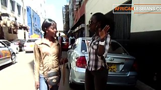 Lesbian Public Pick Up Ends In African Toilet