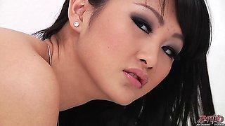 Evelyn Lin Asian Cum Target