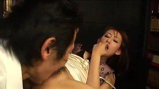 Horny Japanese girl in Amazing Stockings/Pansuto, Compilation JAV scene