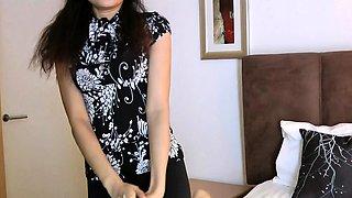 Jasmine Mathur Indian College Girl Stripping Porn Show