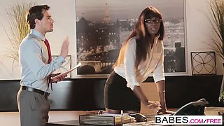 Babes - Office Obsession - Bitch Boss starrin