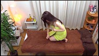 Hot Oily Massage Creampie