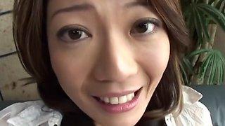 Crazy Japanese whore Jyuri Wakabayashi in Amazing JAV uncensored Amateur movie