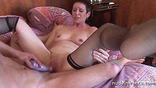 DIANA FRENCH MATURE BOSS CAUGHT HER EMPLOYEE