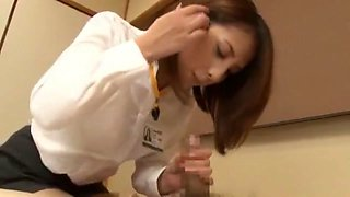 Fabulous Japanese model Rina Ishikawa, Ran Fujii, Kaede Oshiro in Exotic Girlfriend JAV video