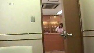 Hiroko Uehara in Cool Nurse (Uncensored)