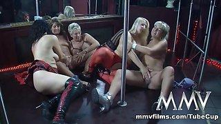 Horny pornstar in Fabulous Blowjob, Group sex porn movie