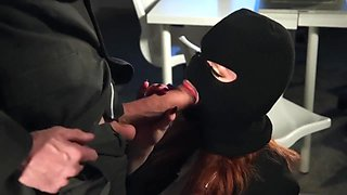 Danny D And Zara Durose - Redhead Beauty Tried To Blackmail Her Boss But Failed
