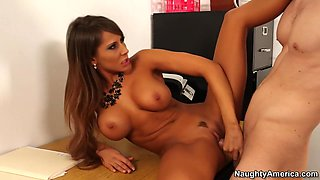 Madison Ivy & Danny Wylde in Naughty Office