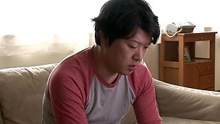 Mizutani Kokone In The Mother Of A Troubled Daughter-in-law Who Pretends To Take Away My Thick Sperm Who Accumulated A Month Of Ascetic Life For Pregnancy Even If I Thought That Tonight S Supposing To Brush Up A Bride, I Got Stuck Too Much And Turned Into