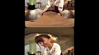 Miki Aise in Miki Aise Aggressive Creampie Sex - V1VR