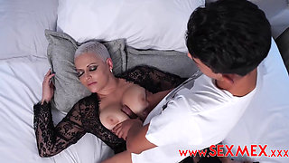Sexmex Dasha Surprise Visit From Her Son