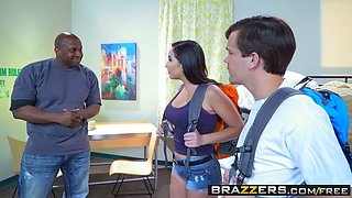 Brazzers - Baby Got Boobs - Karlee Grey and Prince Yashua - A Bottom Bunk Banging