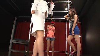 Cruel Lesbian Punishment