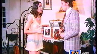 Bites En Chaleur aka Cocktail Porno (1976) French Vintage