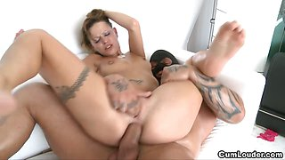 Submissive Whore Billie Jo gets lost in rough Fuck
