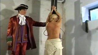 Sonja's punishment !!!