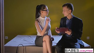 Babes - Office Obsession - Rebecca Volpetti - Raunchy Realtor