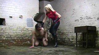 Slave beating (part 2)