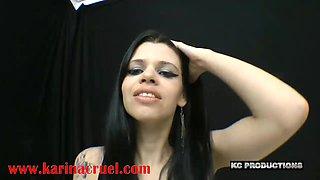Mistress Karina Cruel Body