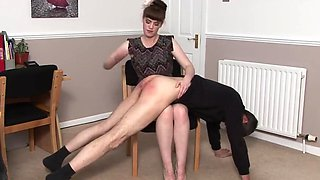Hottest Spanking, CFNM xxx movie