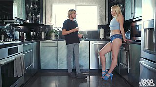 Summer Day offers her oral abilities to a lucky lover