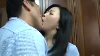 Asian Housewife Banged (censored)