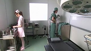 Crazy Japanese chick Mint Suzuki in Exotic Compilation, Nurse JAV movie