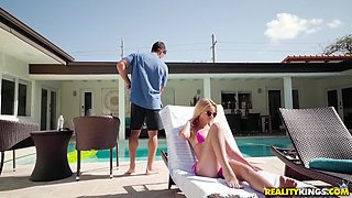 riley star asks ramon to rub oil over her tight body