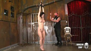 Kymberly Jane - Tied And Beaten