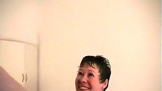 Amateur MILF Wendy Swallows The Spoof
