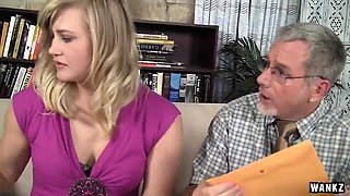 WANKZ- Precious Blond Gets Fucked By Teacher