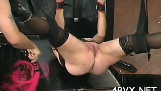 horny woman extreme bondage amateur segment 1