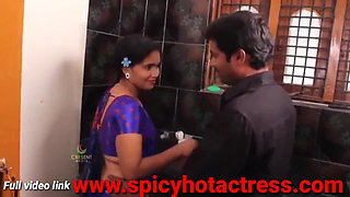 Indian beautiful housewife illegal affair with plumber