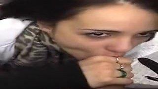 Turkey - GF Swallows My Cum In the Elevator